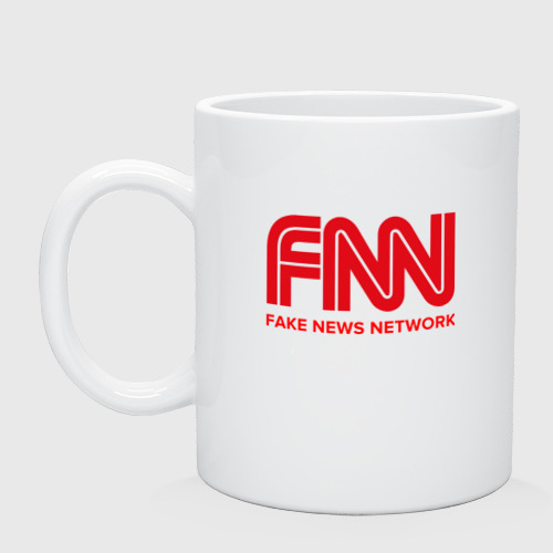 Кружка FAKE NEWS NETWORK