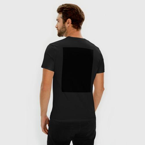 Мужская футболка премиум Король с шутом ART Фото 01
