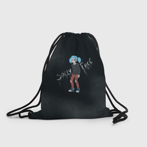 Рюкзак-мешок 3D Sally Face One фото