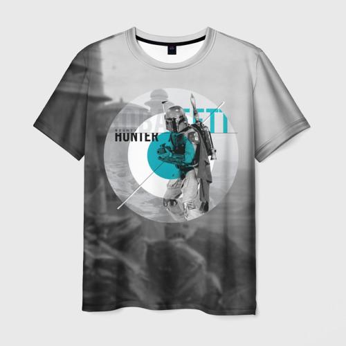 Мужская футболка 3D Bounty Hunter Фото 01
