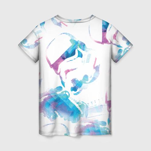Женская футболка 3D Штурмовик Фото 01
