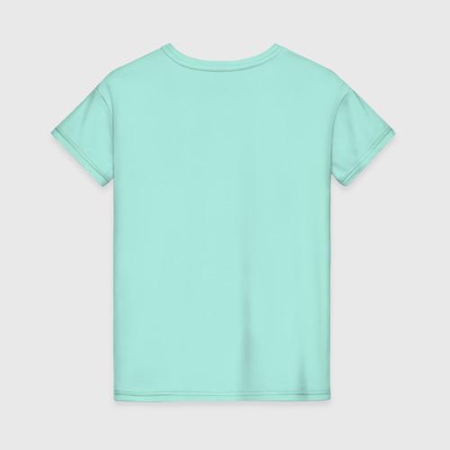 Женская футболка хлопок Звёздные Войны Фото 01