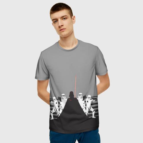Мужская футболка 3D Империя Фото 01