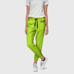 Serious зеленый брюки