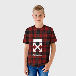 Off-White. Check Shirt