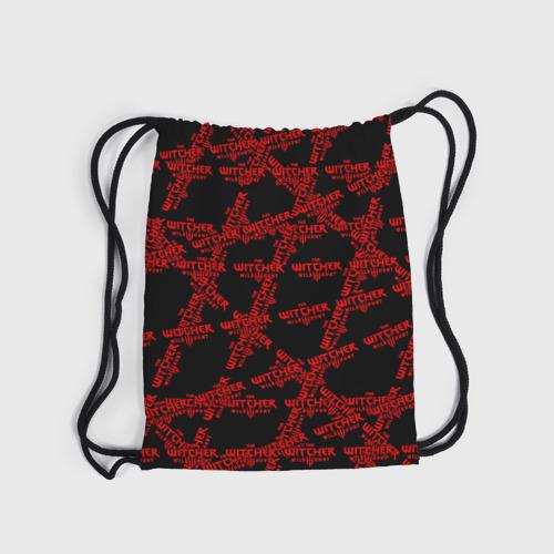 Рюкзак-мешок 3D Ведьмак 3: Дикая Охота Фото 01