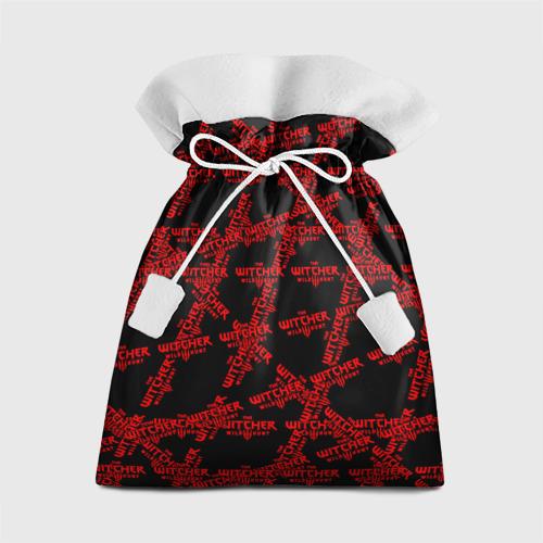 Подарочный 3D мешок Ведьмак 3: Дикая Охота Фото 01