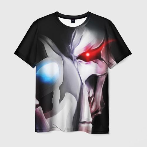 Мужская футболка 3D  Фото 01, Overlord - Ainz Ooal Gown