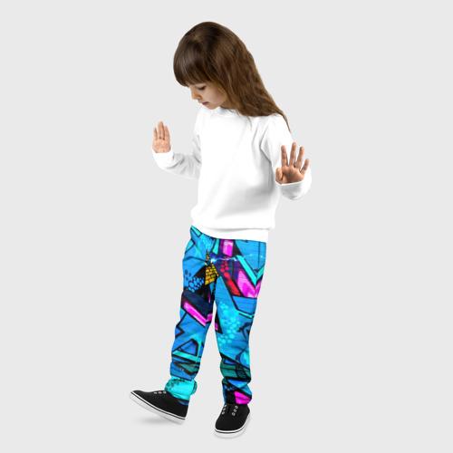 Детские брюки 3D GRAFFITY Фото 01
