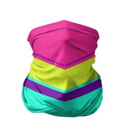 Цветные треугольники_бирюзовый