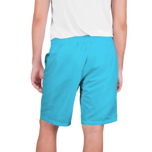 """3D шорты """"Голубая луна_ брюки"""" фото 1"""