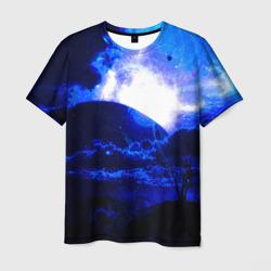 Космический закат