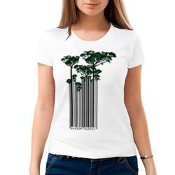 Штрих-код деревья