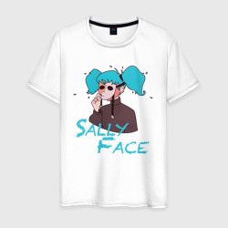 Sally Face in Mask