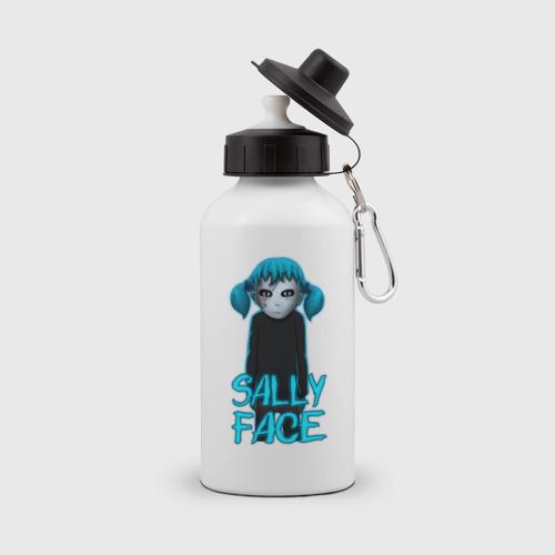 Бутылка спортивная Sally Face (ХЛОПОК) Фото 01