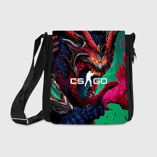 CS GO  hyper beast skin