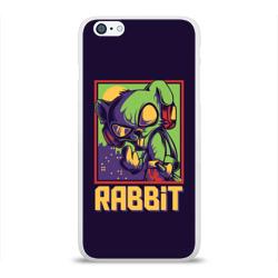 Кролик и средний палец