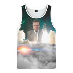 Elon Musk Thinker (Илон Маск)