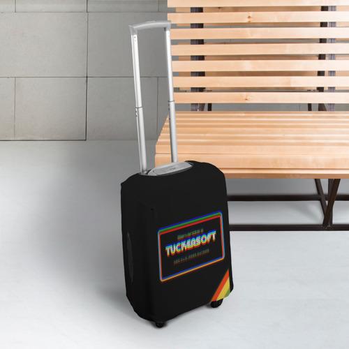 Чехол для чемодана 3D Bandersnatch Фото 01