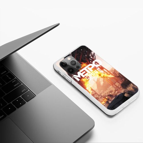 Чехол для iPhone 12 Pro Max Exodus Фото 01