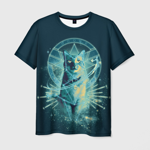 Мужская футболка 3D GOOSE