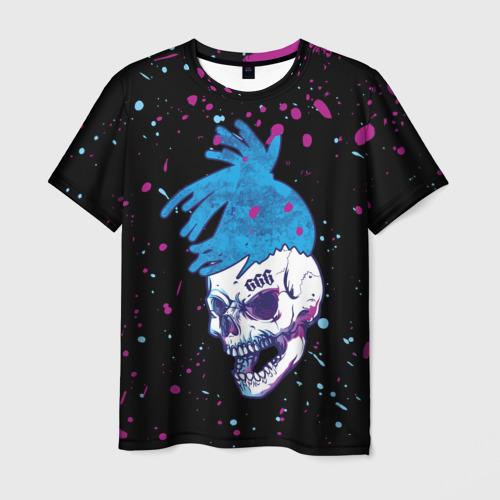 Мужская футболка 3D MORGENSHTERN