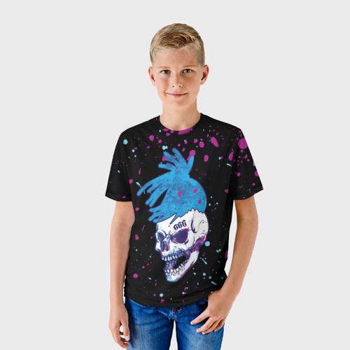 Детская футболка 3D MORGENSHTERN