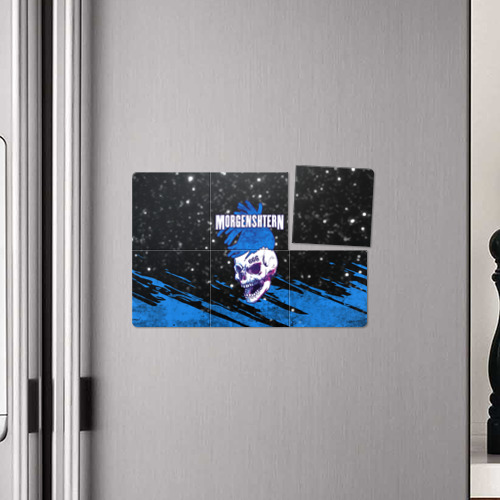 Магнитный плакат 3Х2 MORGENSHTERN Фото 01