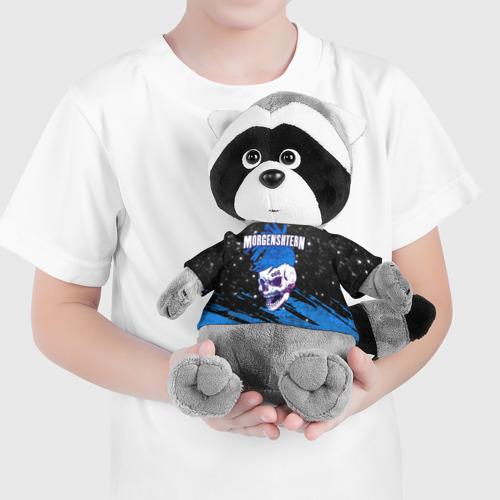 Енотик в футболке 3D MORGENSHTERN Фото 01