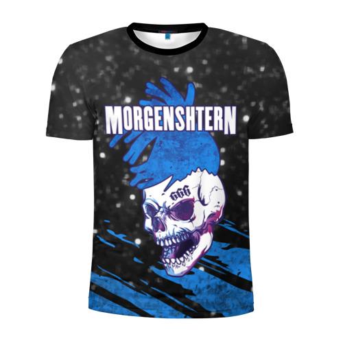 Мужская футболка 3D спортивная MORGENSHTERN Фото 01