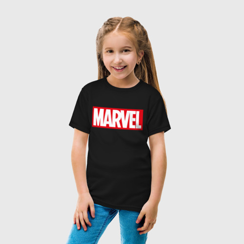 Детская футболка хлопок MARVEL Фото 01