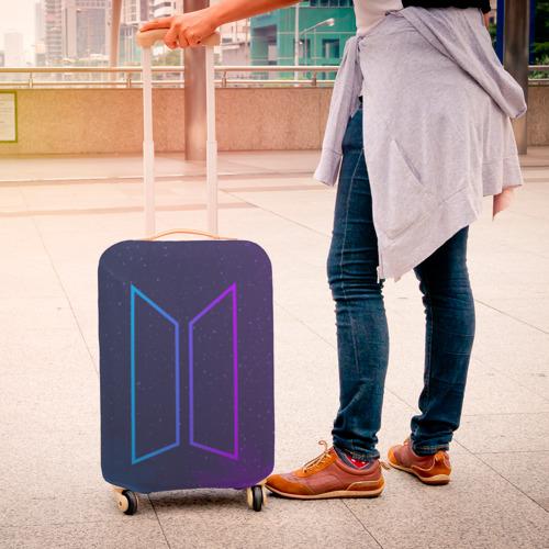Чехол для чемодана 3D BTS LOVE YOURSELF Фото 01