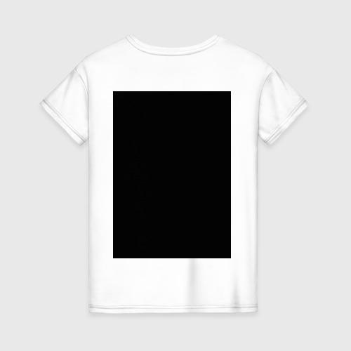 Женская футболка хлопок BTS LOVE YOURSELF Фото 01