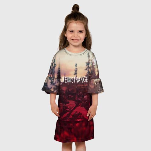 Детское платье 3D Life is Strange Фото 01
