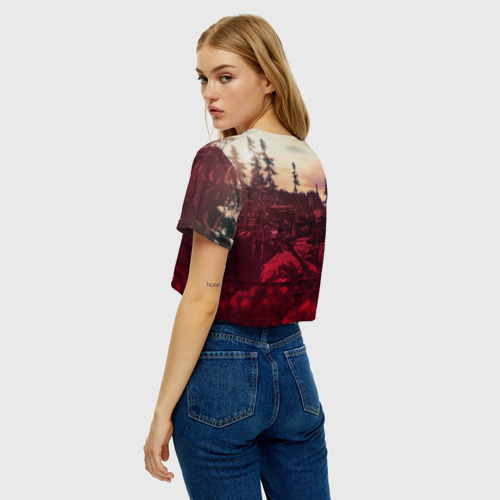 Женская футболка Cropp-top Life is Strange Фото 01