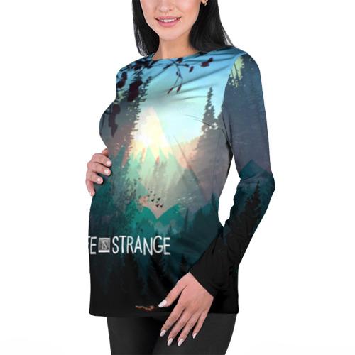 Женский лонгслив 3D для беременных  Фото 01, Life is Strange