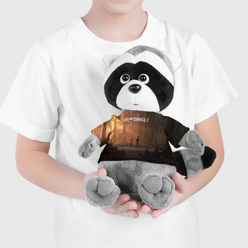 Енотик в футболке 3D Life is Strange Фото 01