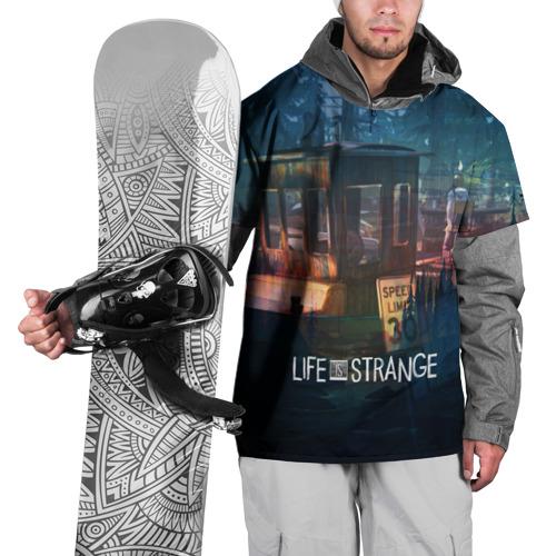 Накидка на куртку 3D  Фото 01, Life is Strange