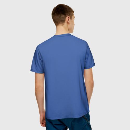 Мужская футболка 3D Парные: Хлебушек Фото 01