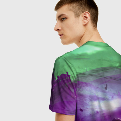 Мужская футболка 3D Life is Strange Фото 01