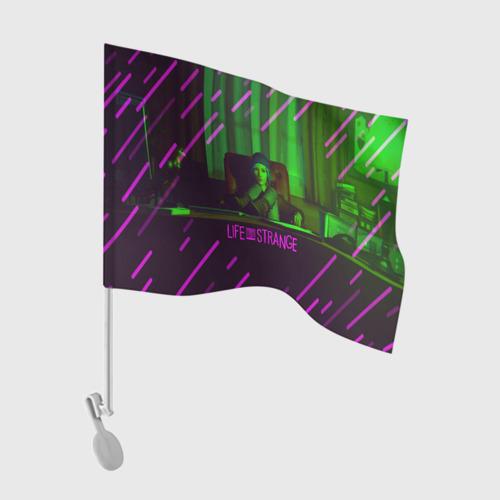 Флаг для автомобиля Life is strange Фото 01