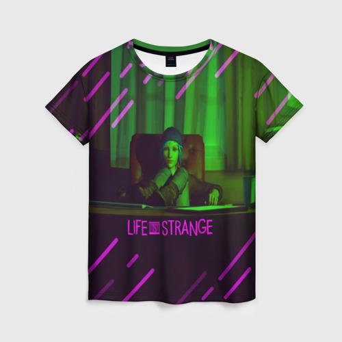 Женская футболка 3D Life is strange Фото 01