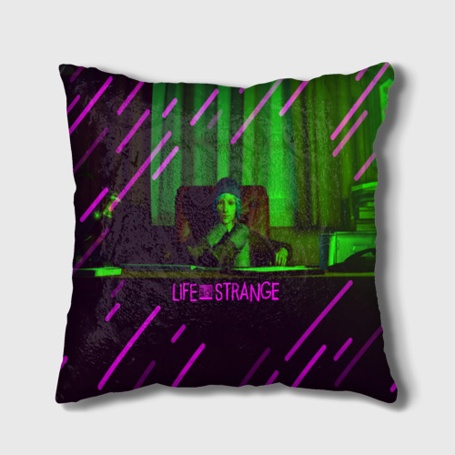 Подушка 3D Life is strange Фото 01