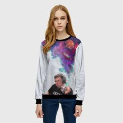 Илон Маск курит космос