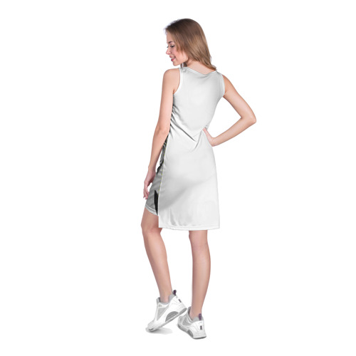 Платье-майка 3D Дэвид Боуи Фото 01