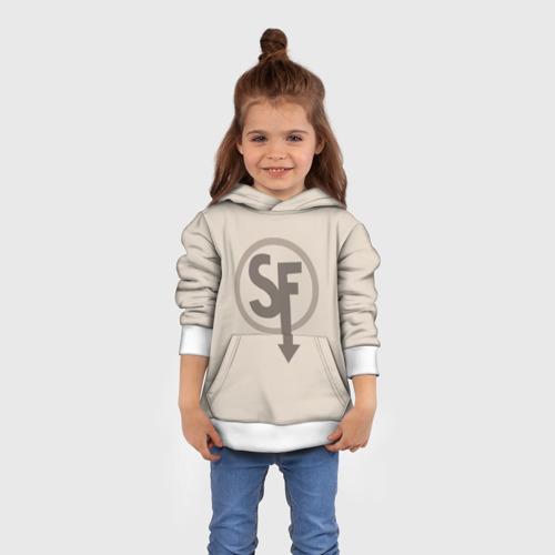 Детская толстовка 3D ЛАРРИ SANITY`S FALL