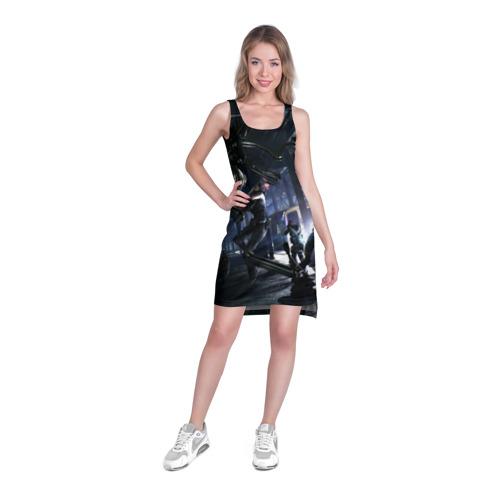 Платье-майка 3D Resident evil Фото 01