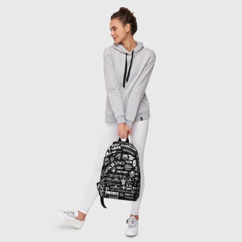 ЛОГОТИПЫ ИГР  (3d рюкзак) фото 5