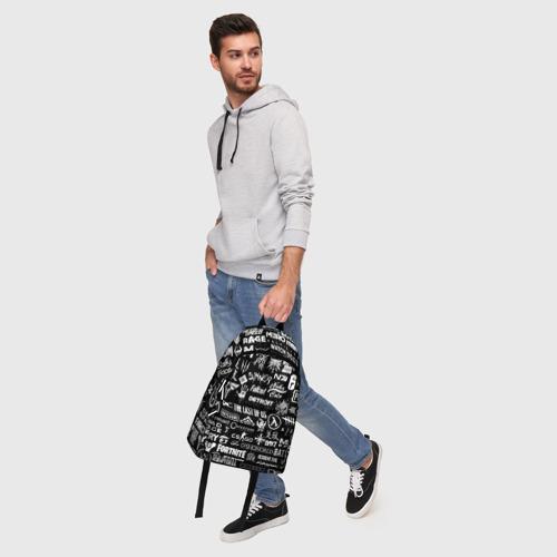 ЛОГОТИПЫ ИГР  (3d рюкзак) фото 4