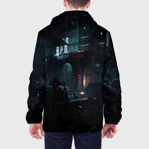 Мужская куртка 3D  Фото 05, Resident Evil 2